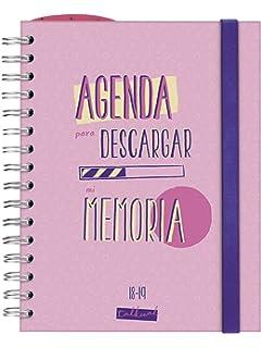 Finocam - Agenda 2019-2020 1 día página español Talkual ...