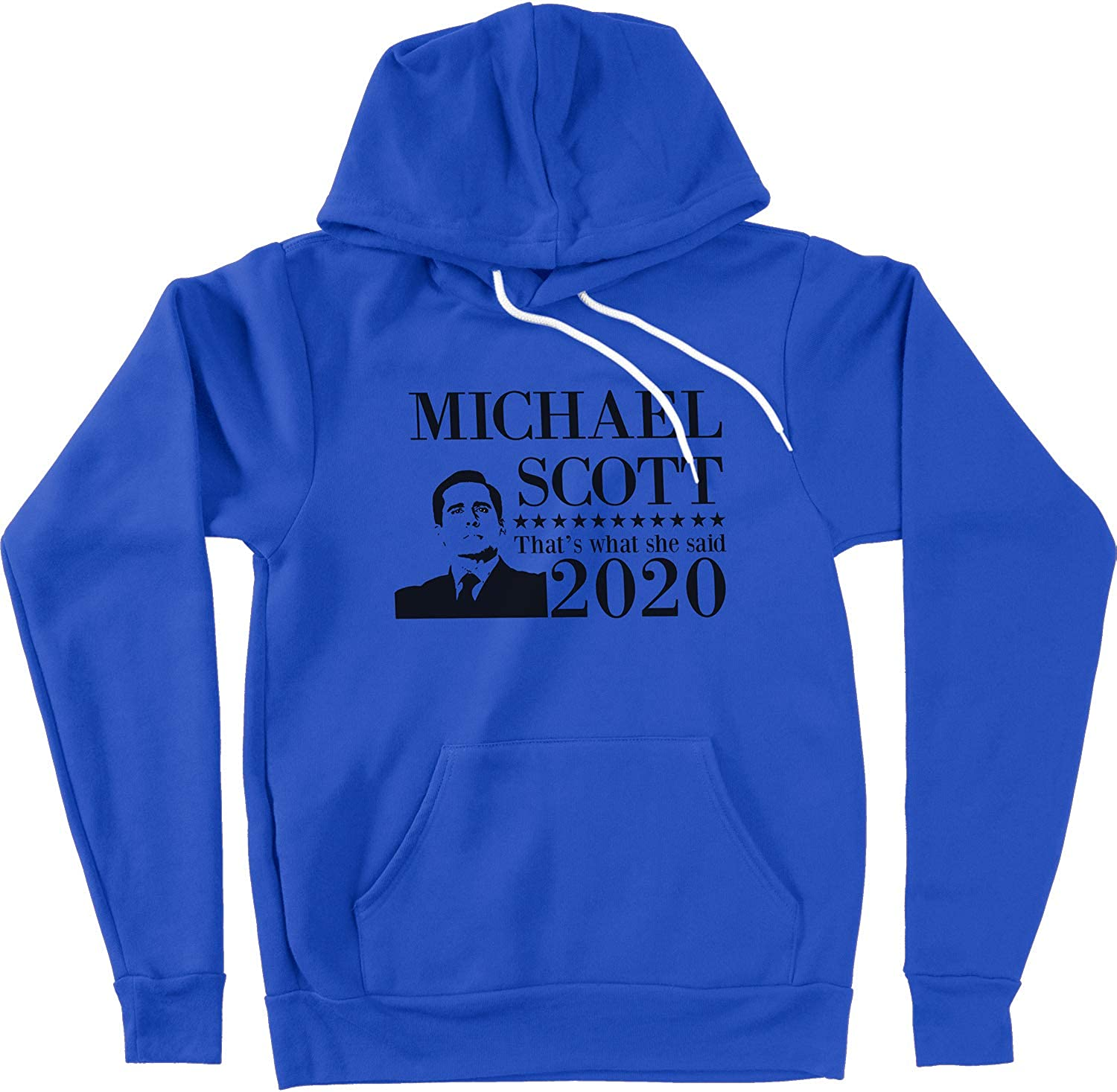 Michael Scott for 2020 President Election The Office Funny Unisex Sweater Pullover Hoodie