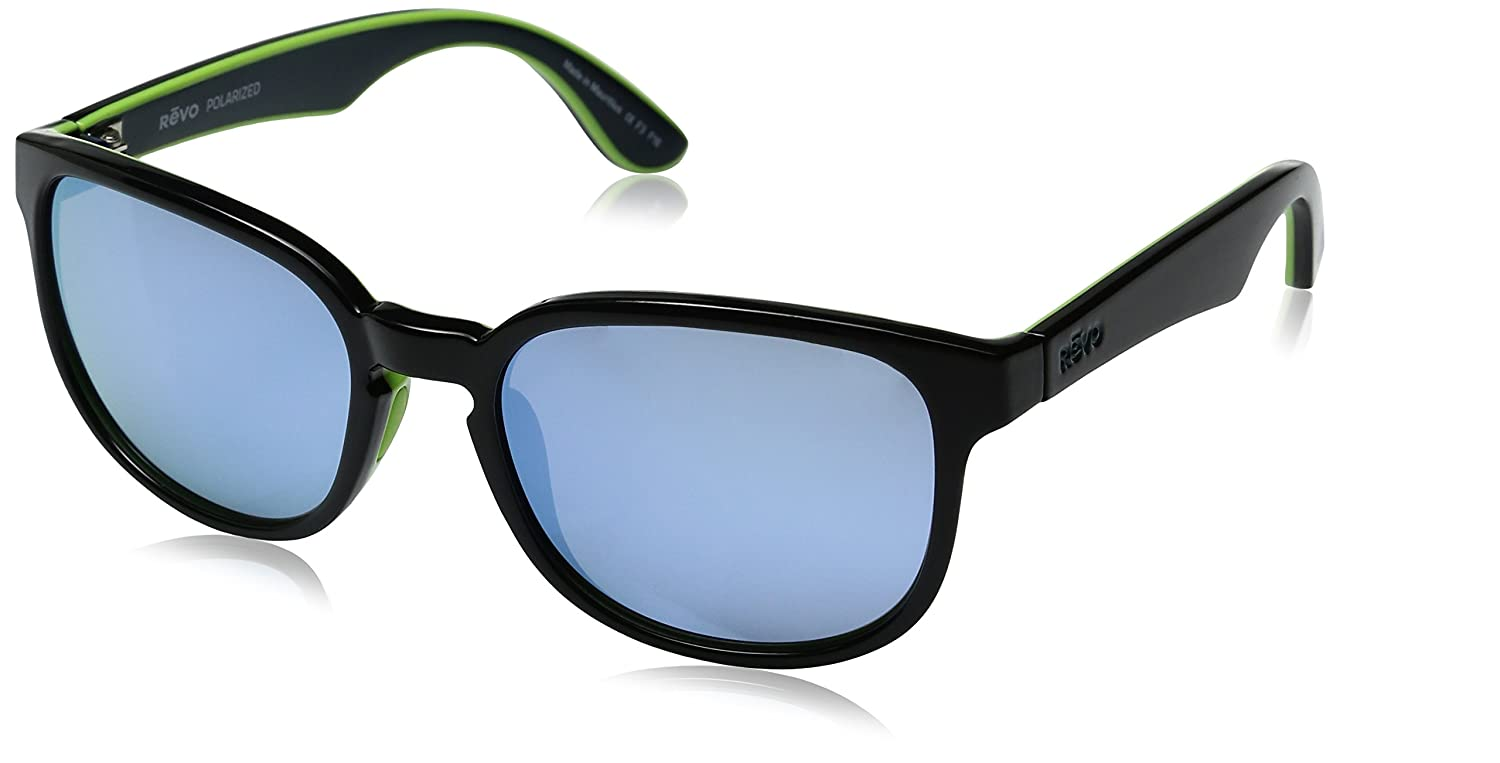 b961b3b129 Amazon.com  Revo Unisex RE 1028 Kash Square Polarized UV Protection  Sunglasses