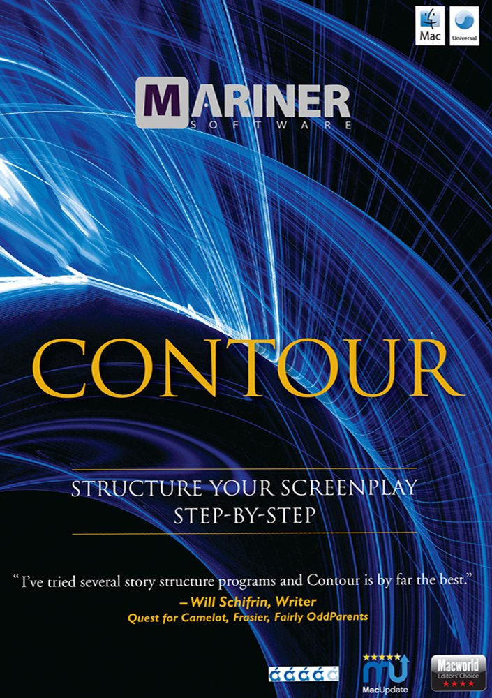 Contour for Mac [Download] by Mariner Software