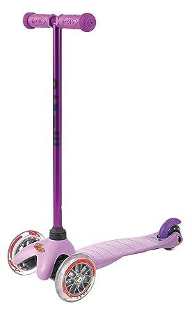 Patinete Mini Micro lila metalizado: Amazon.es: Deportes y ...