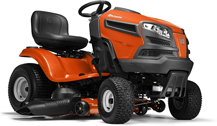 Husqvarna YTH24V48 48 in. 24 HP Briggs & Stratton Hydrostatic Riding Mower