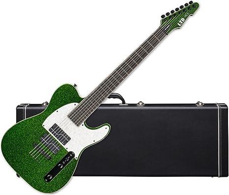 ESP LTD SCT-607 Stephen Carpenter Baritone - Guitarra eléctrica ...
