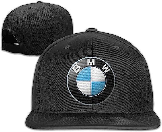 yhsuknntbj Adjustable Snapback Gorra de béisbol Tiene & BMW Black ...