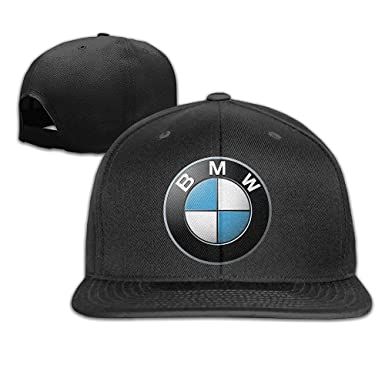 yhsuknntbj Adjustable Snapback Gorra de béisbol Tiene & BMW Black