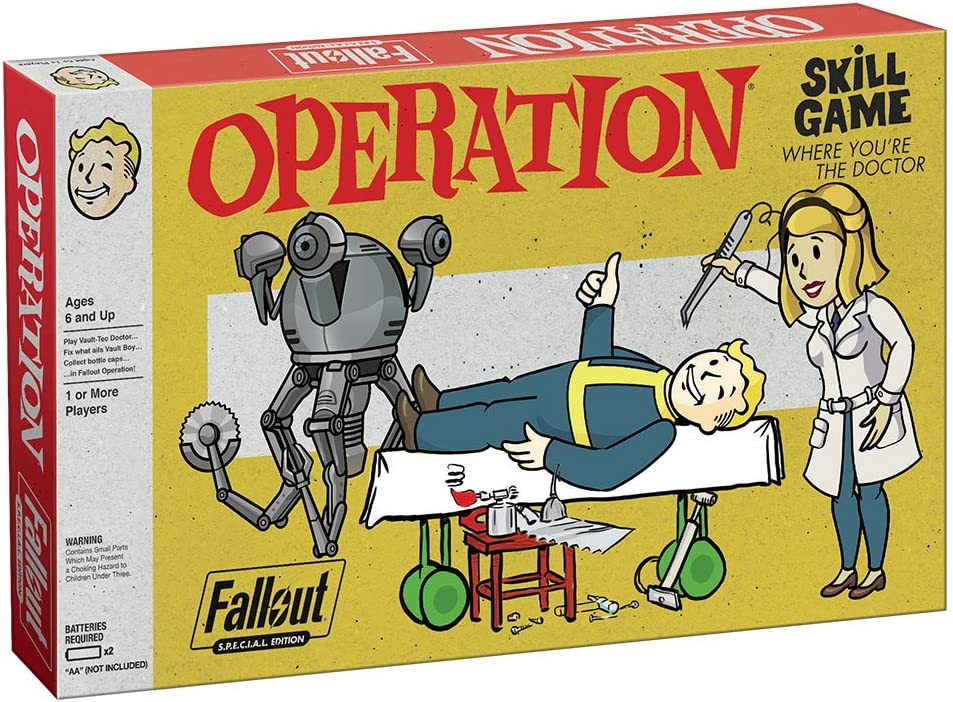 Fallout Special Edition Operation Juego De Mesa: Amazon.es ...