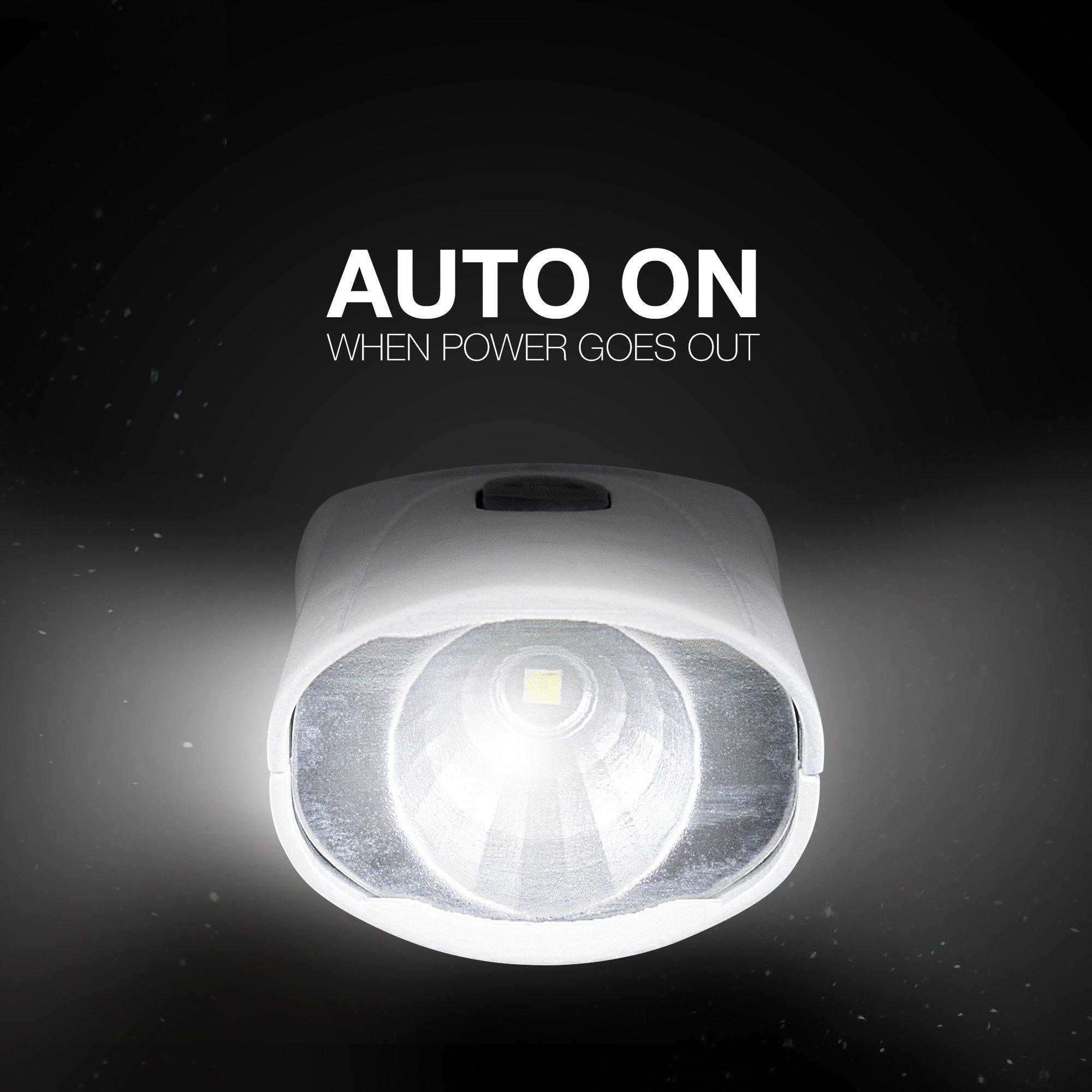 Energizer Rechargeable Plug In LED Flashlight, Emergency