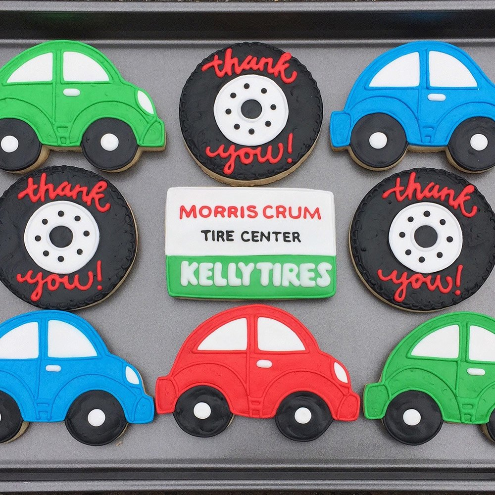 Transportation/Vehicles Cookie Cutters - 5 Piece Boxed Set - Car, Airplane, Train, Truck, Tractor - Ann Clark - US Tin Plated Steel by Ann Clark Cookie Cutters (Image #5)