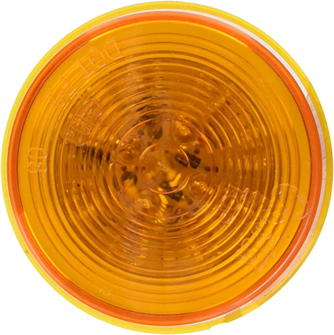 Optic Lens Grote G1032-5 Hi Count Red 2 1//2 LED Clearance Marker Light