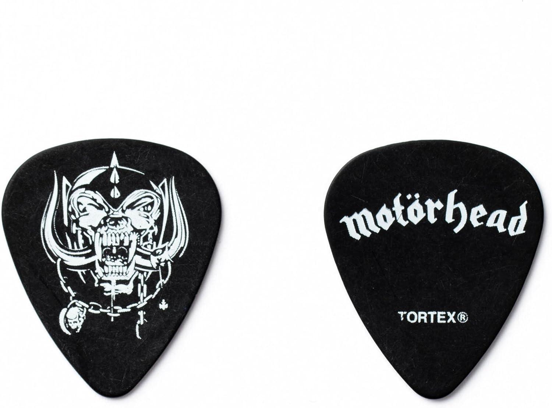 Motorhead Guitar Picks  Album Art  Pick Tin  6 picks  .73mm  from Dunlop
