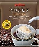 ブルックス コロンビア 10g×90袋 ドリップバッグコーヒー 珈琲 BROOK'S BROOKS
