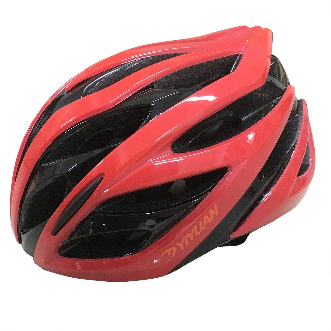 Casco de ciclo YIYUAN para la seguridad de montar en bicicleta