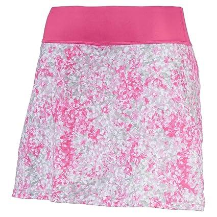 Puma 576162 - Falda de Punto Floral para Mujer (Talla pequeña ...