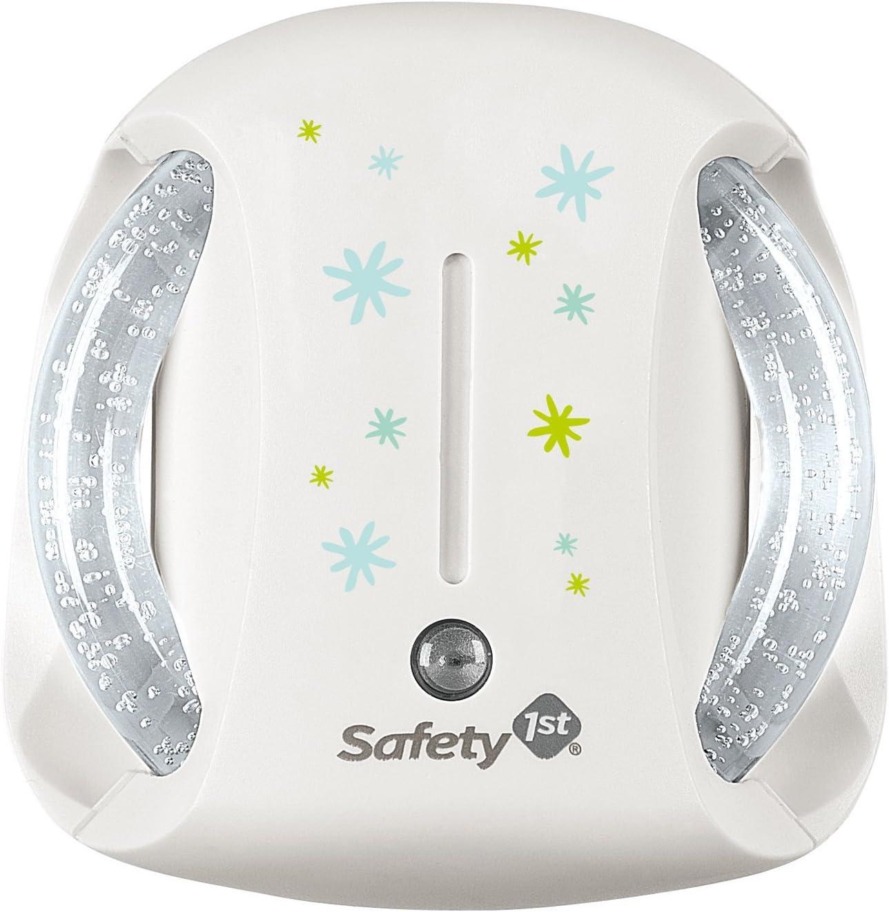 Safety 1st Night Light - Luz de noche infantil automática, color ...