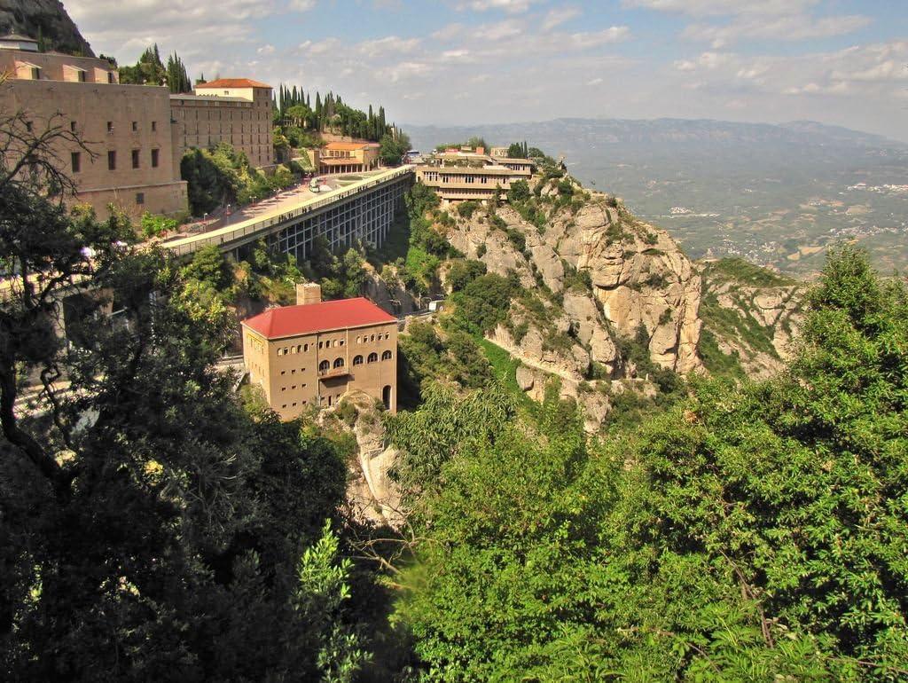 Lais Puzzle Montaña Montserrat España 500 Piezas: Amazon.es: Juguetes y juegos
