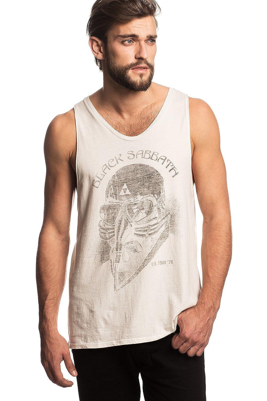 Black Sabbath T Shirt Official Mens Vest US Tour 78