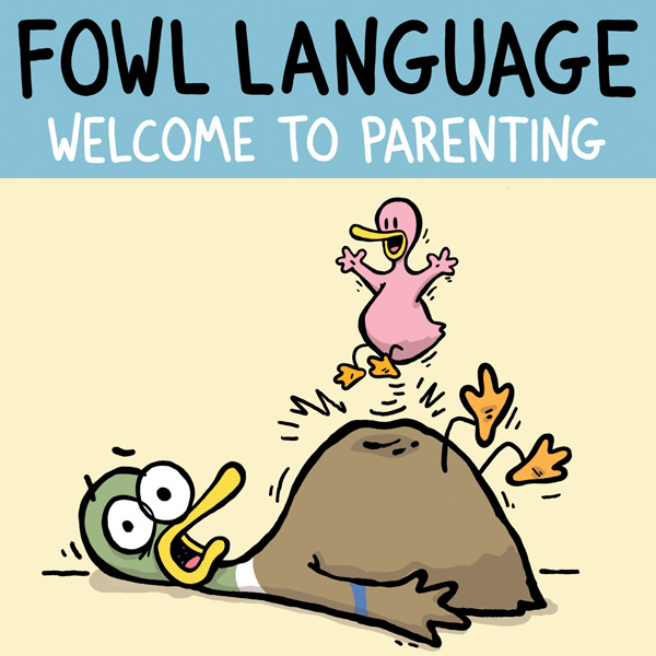 Fowl Language (Collections) (2 Book Series)
