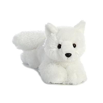 """Aurora - Flopsie - 12"""" Arctic Fox: Toys & Games"""