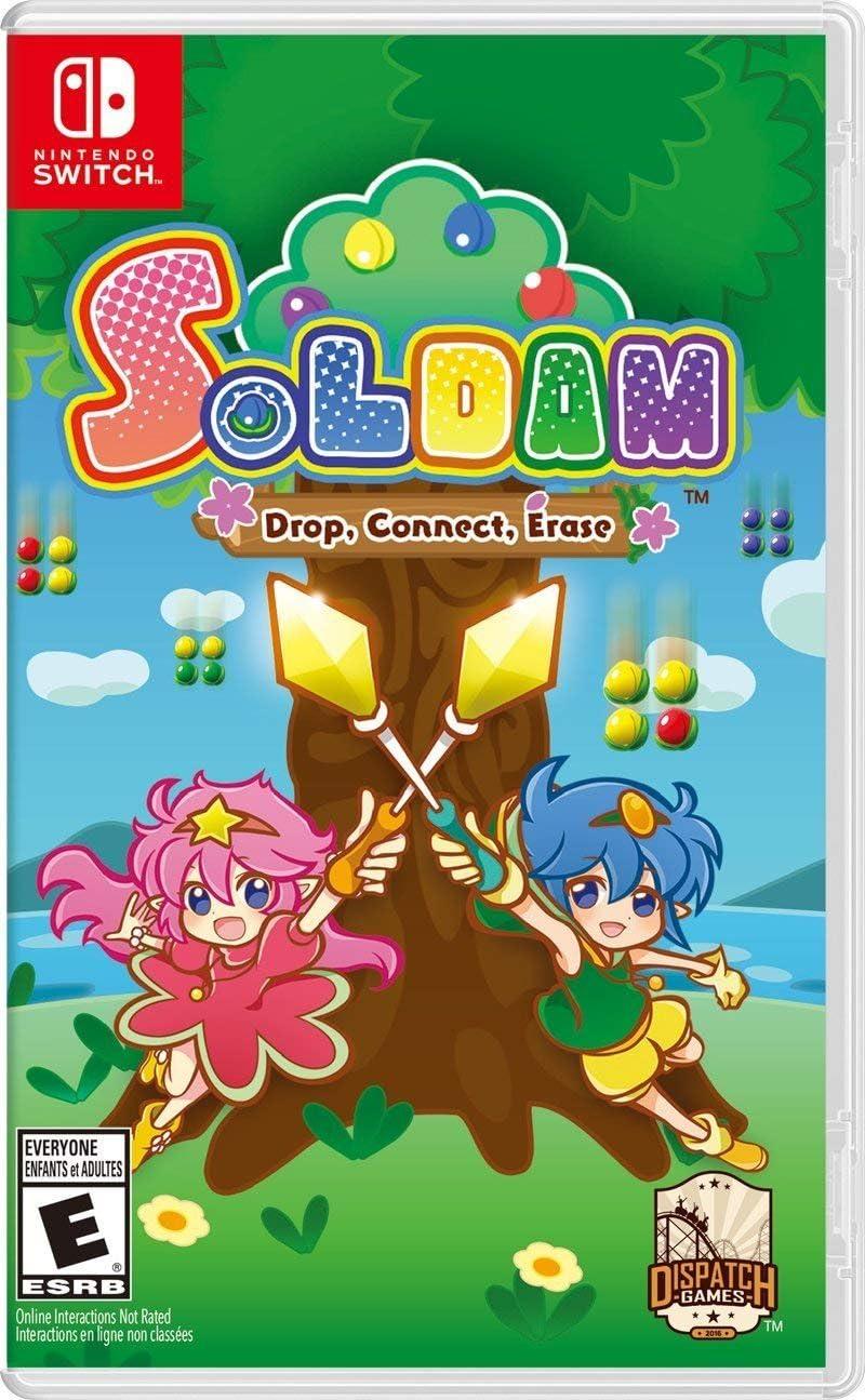 Soldam: Drop, Connect, Erase - Nintendo Switch: Amazon.es: Videojuegos