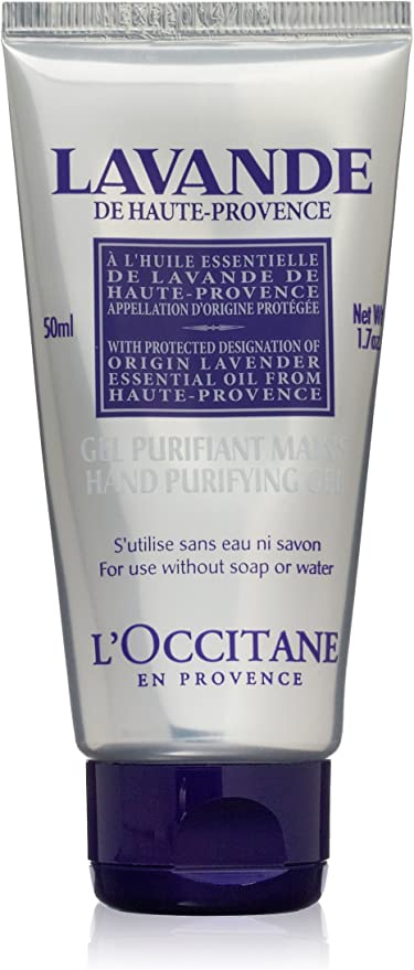 Shop L'Occitane Lavender Harvest Hand Cream (New Packaging