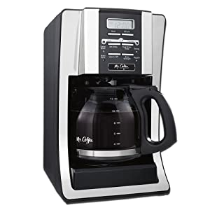 Mr. Coffee BVMC-SJX33GT 12-Cup Programmable Coffeemaker