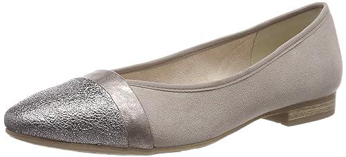 new style d5317 b369d Jana Softline Women's 8-8-22165-22 Ballet Flats: Amazon.co ...
