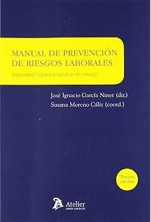 Manual de prevención de riesgos laborales.: Seguridad, Higiene y Salud en el trabajo
