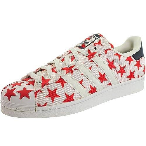 buy popular fcf3d e8305 Adidas - Superstar Shell Toe Pack - S75182 - Color: Navy ...