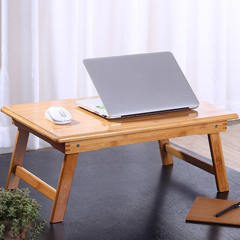 ノートパソコンスタンド ラップトップデスクベッドの折り畳み式テーブルラーニングテーブルの学習 (サイズ さいず : 80cm) B07QRYZ6LC  80cm