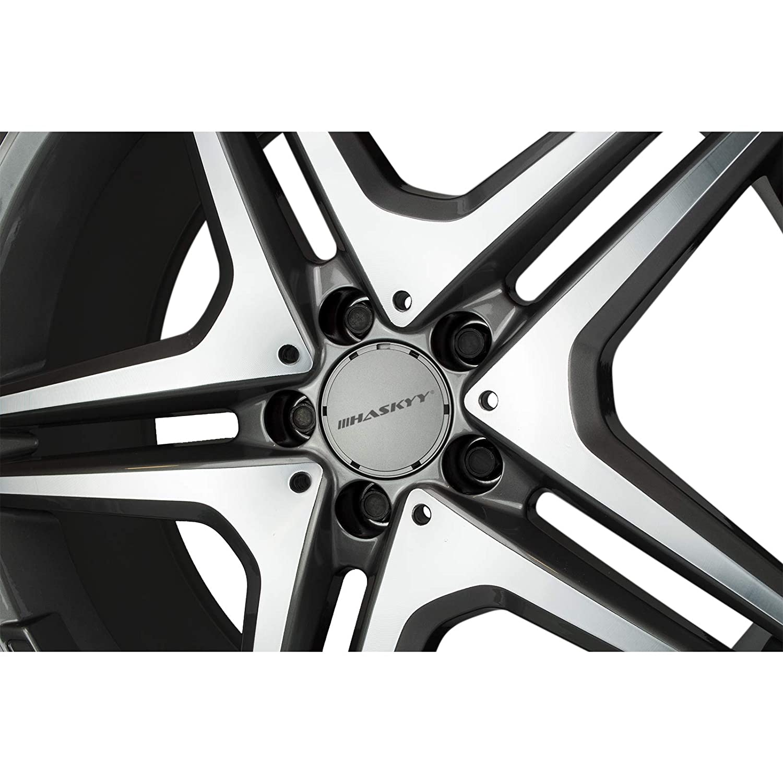 5x40 Ball Bolts Black for MB Alloy Wheels 20 Wheel M12x1