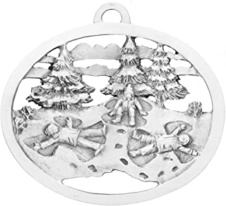 product image for Snow Angels Ornament