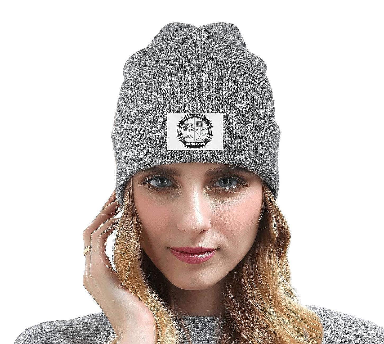 Multifunction Woolen Cap Mens Womens Beanie Hat Mercedes-Benz-Logo