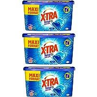 X Tra Total Duo Capsules 40 Doses 20 g - Lot de 3