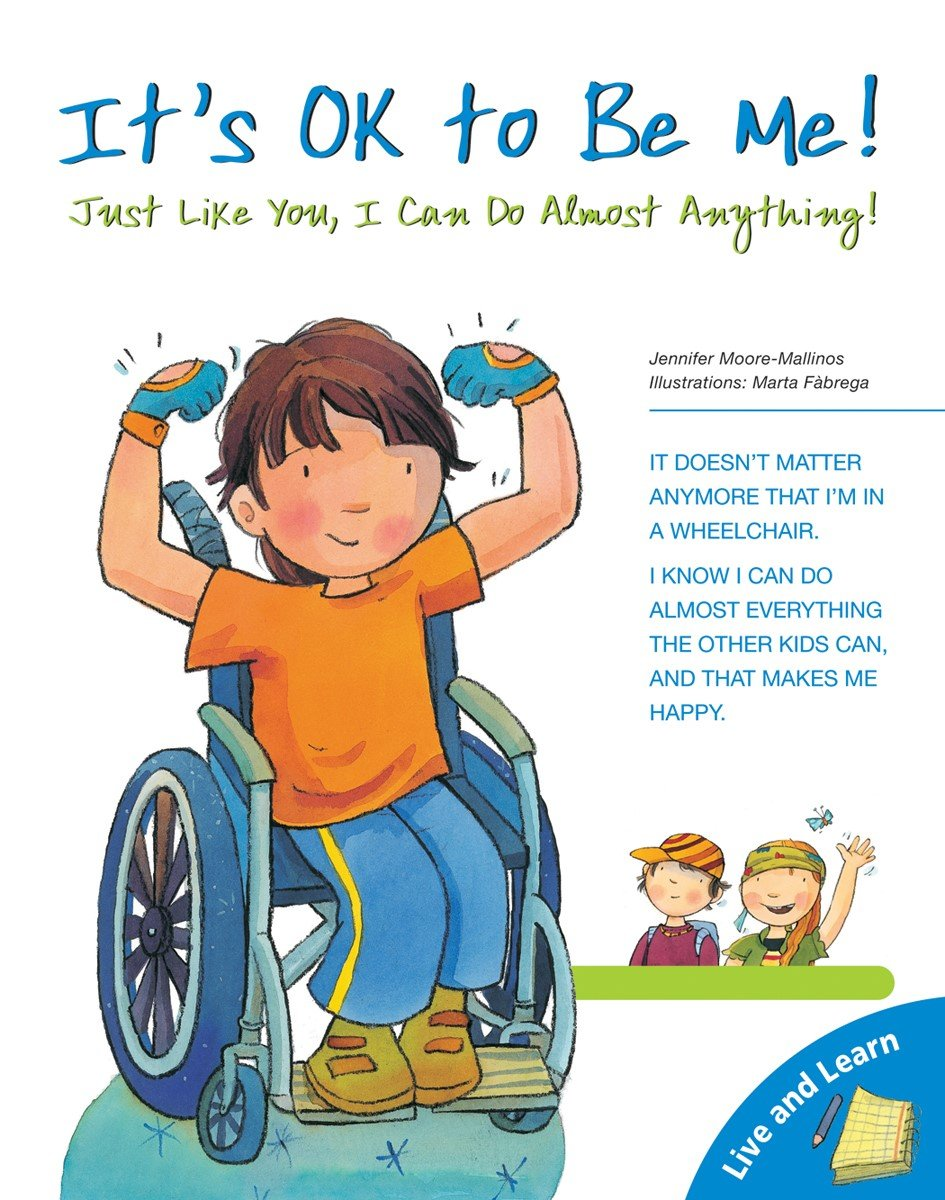 It's OK to Be Me: Just Like You, I Can Do Almost Anything (Live and Learn Series) pdf
