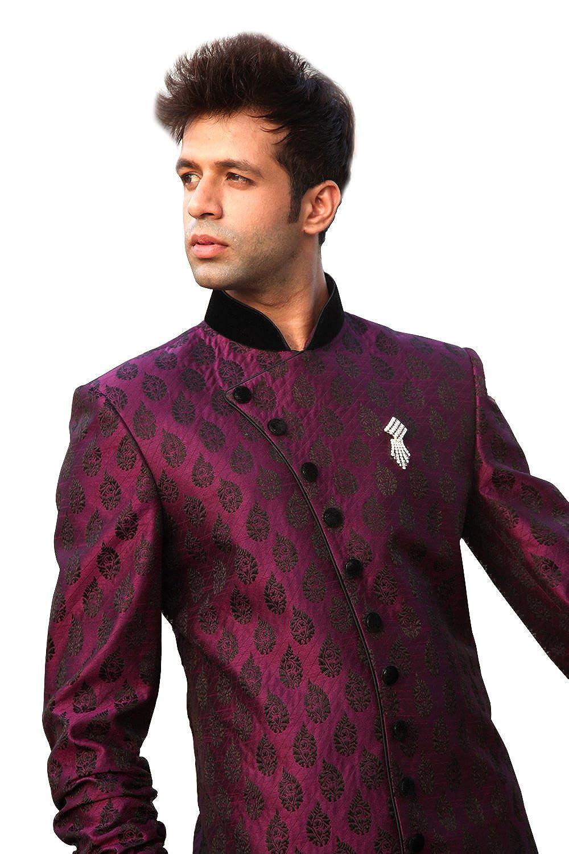 Saris and Things Designers Choice Indowestern Sherwani for Men
