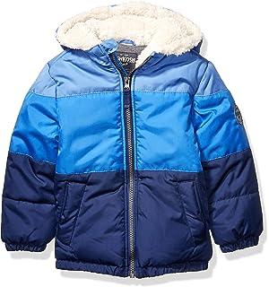 Osh Kosh B/'gosh Boys Navy Jersey Lined Jacket Size 4 5//6 7