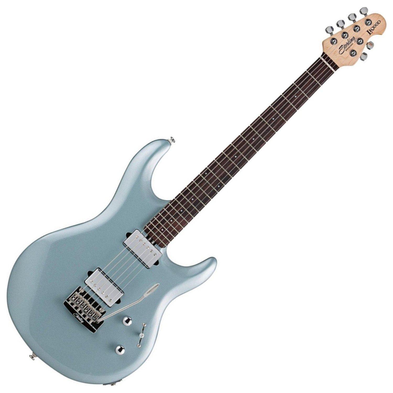 Sterling by Music Man Luke HH LK100 Electric Guitar in Luke Blue