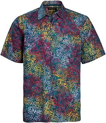 Amazon.com: Pete Huntington Men's Gonzo Shirt (Multi, X