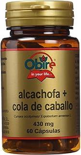 Alcachofa + Cola de Caballo 430MG 60 caps Obire
