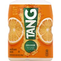 Tang Orange Powdered Drink Mix (20 oz Canister)