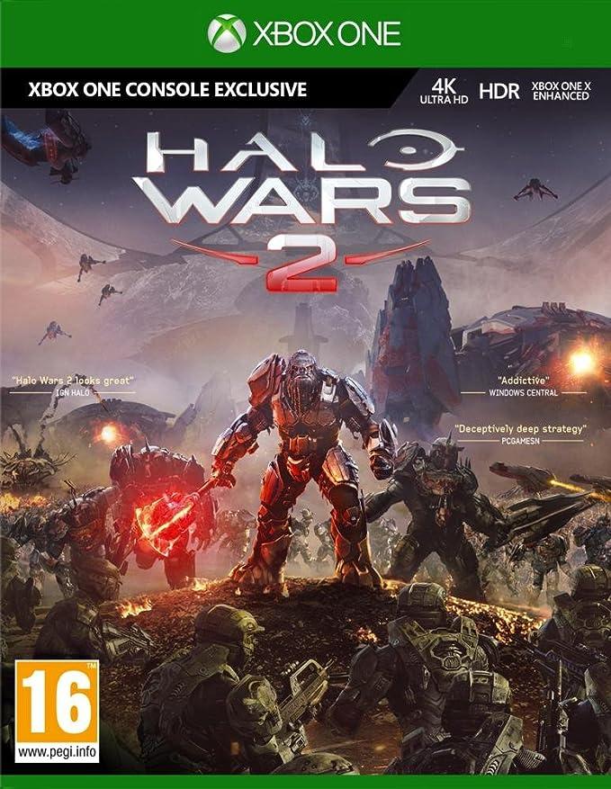 Halo Wars 2 [Importación francesa]: Amazon.es: Videojuegos