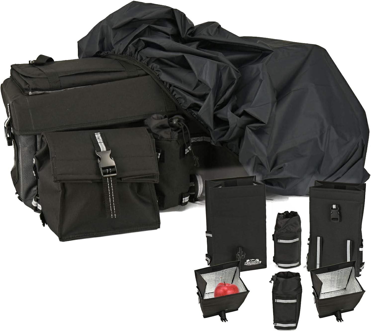 越野齿轮ATV后置行李袋