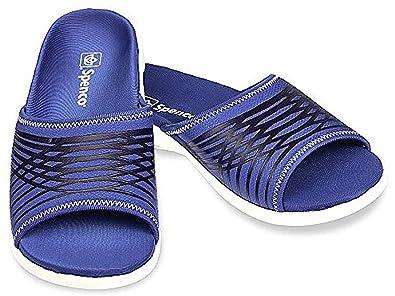 3362ce0353d Amazon.com  Spenco Men s Thrust Slides   Headband Bundle  Shoes