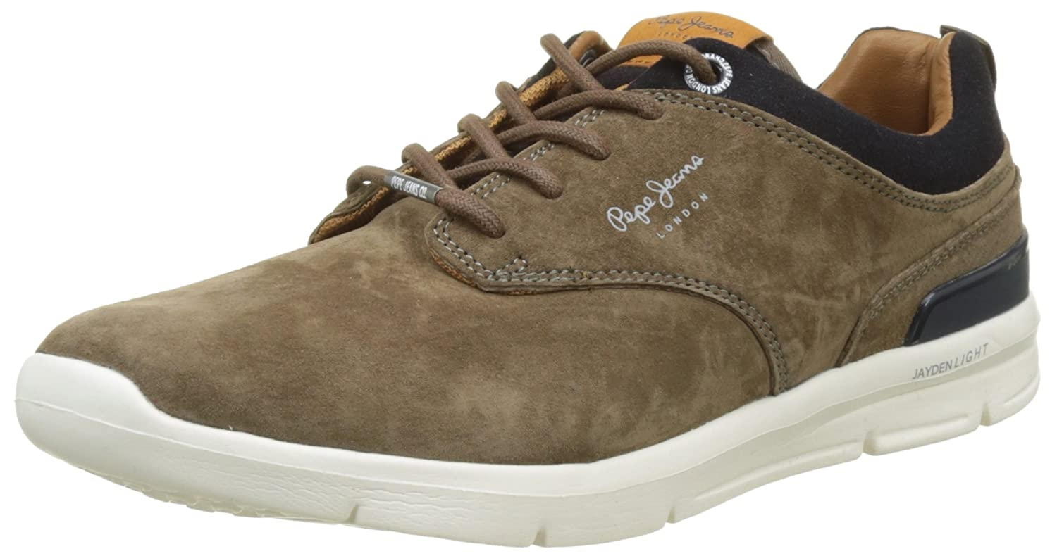Jeans Jayden SuedeBaskets Pepe Basses Homme E29IWHYD