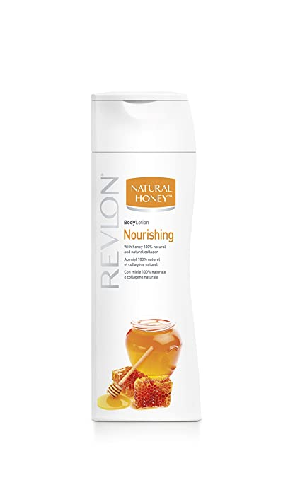 Lait corps Natural Honey Nourishing Revlon 400ml