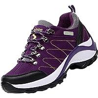 Unitysow Zapatos de Senderismo Hombre Mujer Al Aire Libre Antideslizantes Escalada Deportivo Zapatillas de Trekking…