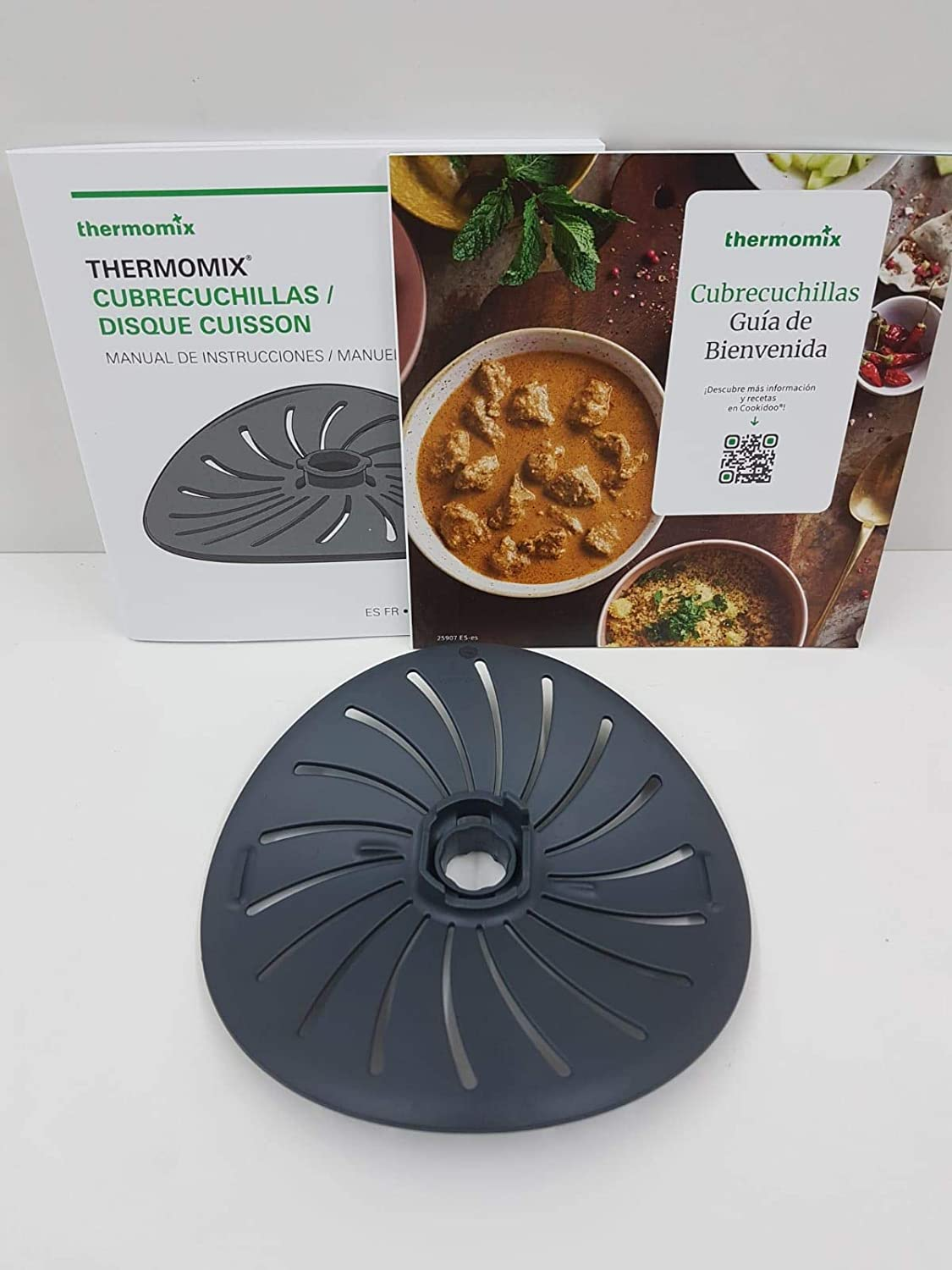 CUBRECUCHILLAS Original para THERMOMIX TM6 Y TM5: Amazon.es