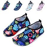 Vivay Toddler Kids Water Shoes Quick Drying Swim