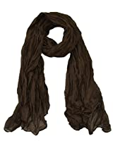 Long Candy Crinkle Scarf