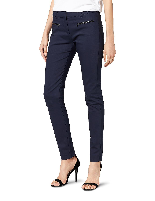 TALLA 40 (Talla fabricante: 10). Tommy Hilfiger Marta Pant Pantalones para Mujer